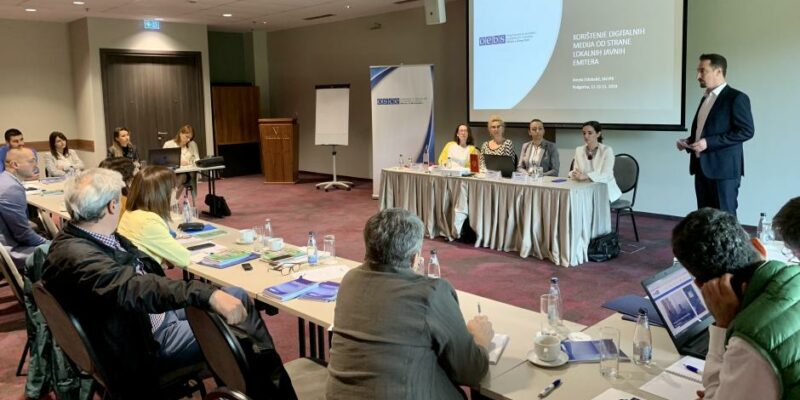 osce-mission-to-montenegro-trains-local-public-broadcasters-on-social-media-outreach